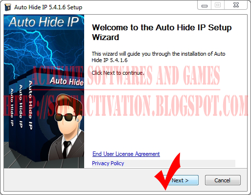 How to install Auto Hide IP 2