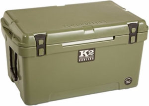 Yeti knockoff cooler - K2 Cooler Summit Green
