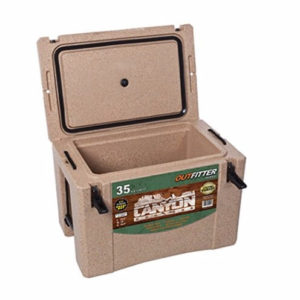 Coolers Like Yeti But Cheaper - Canyon Cooler Outfitter Open