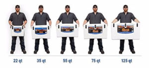 knock off yeti coolers - Canyon Cooler Outfitter Dimensions