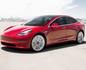 国产特斯拉Model 3开放预订 起售价32.8万