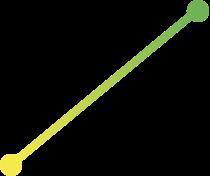 line connecting the logo to Olark's logo