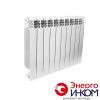 Радиатор отопления алюминиевый DIVA 500/85