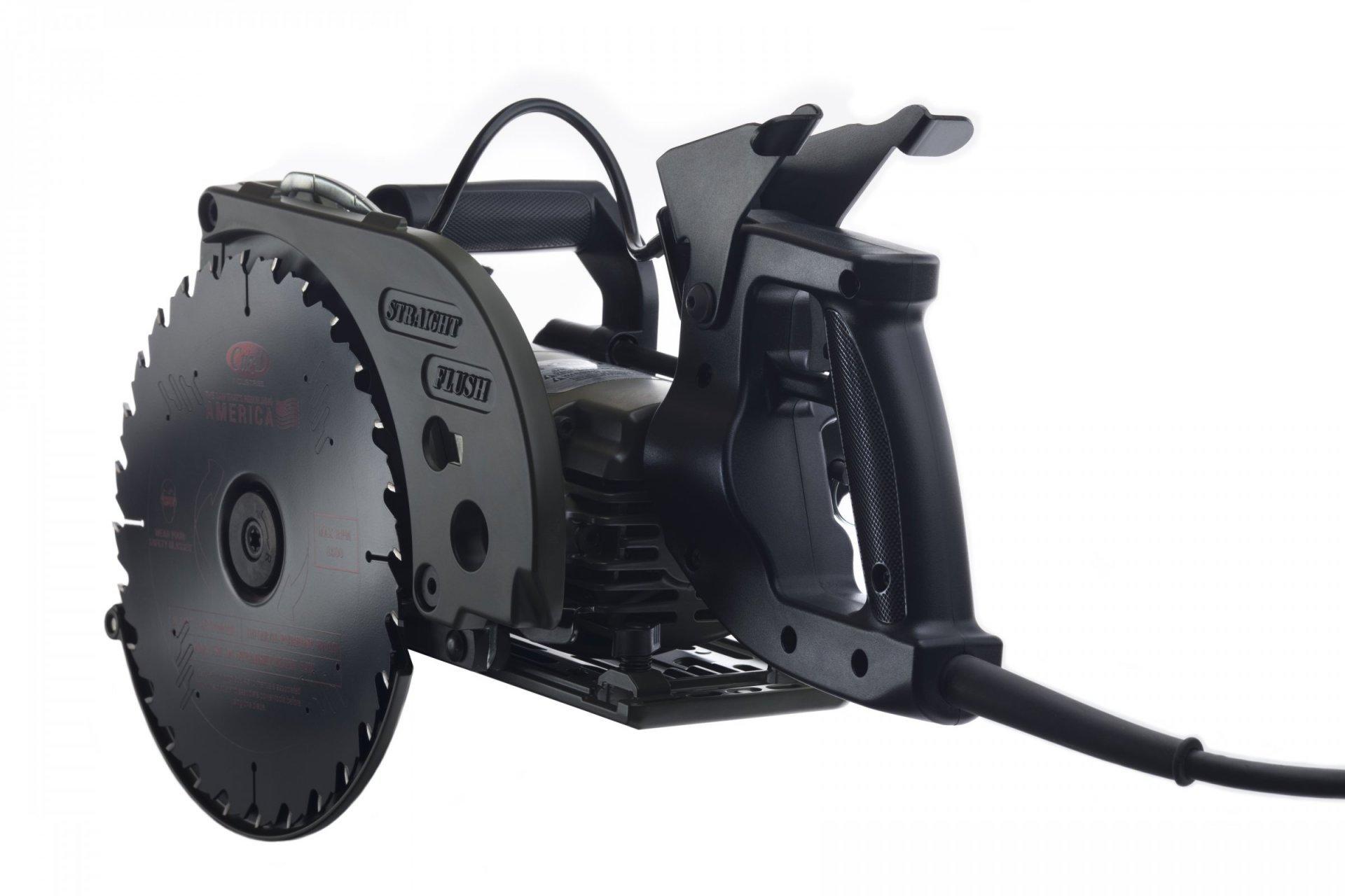 Cuz-D Straight Flush Saw: higher torque motor