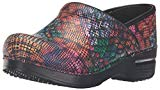 Dansko Women's Professional Mule, Stained Glass, 39 M EU / 8.5-9 B(M) US