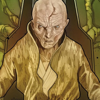Snoke, Kylo Ren, Rey, and Rose to Star in Marvel's Age of Resistance – First Look