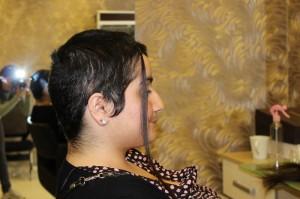 Kısa Saça kaynak