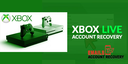 Xbox live account recovery