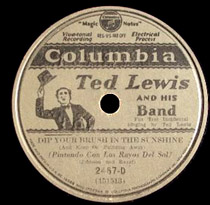 Ted Lewis and his Band