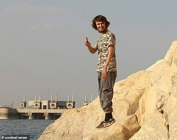 Jack Letts, aka Jihadi Jack, became the first white British man to join ISIS when he travelled to Syria in 2014 at the age of 18