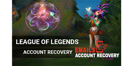 League of Legends Account Recovery
