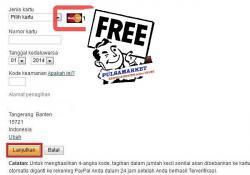 Cara MEMBUAT dan VERIFIKASI Akun Paypal Indonesia dengan VCC Murah