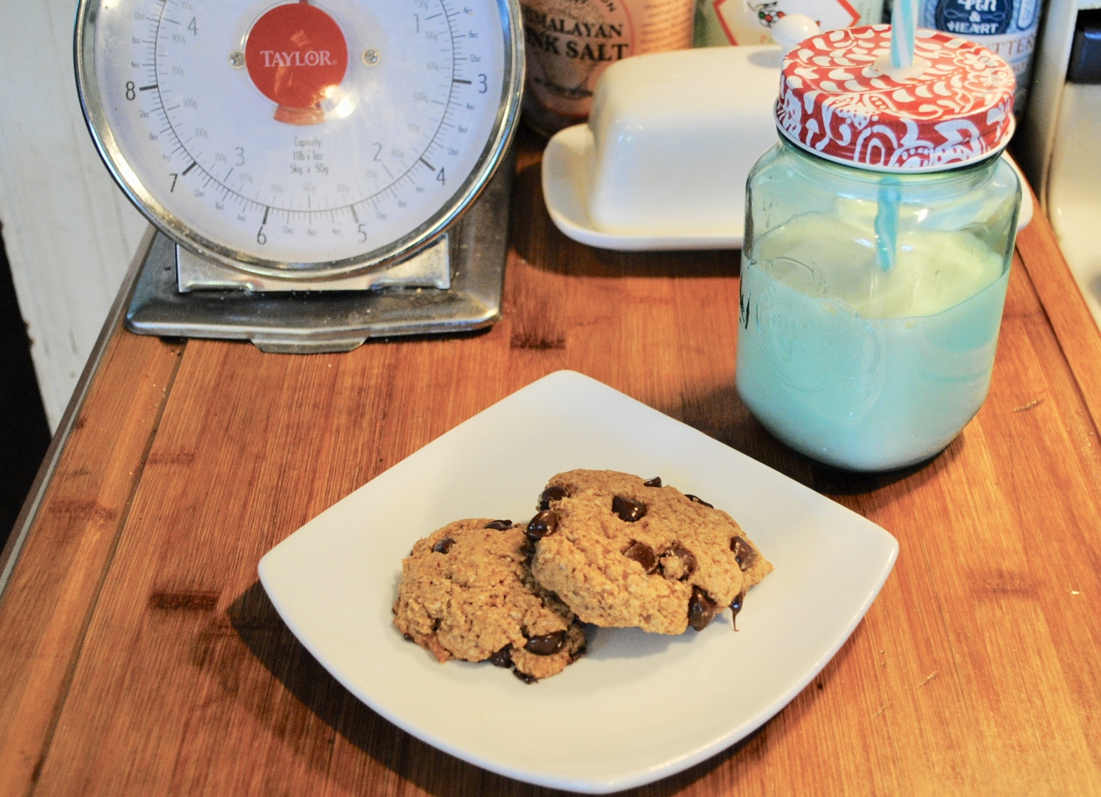 Gluten Free, Dairy Free & Soy Free Lactation Cookies