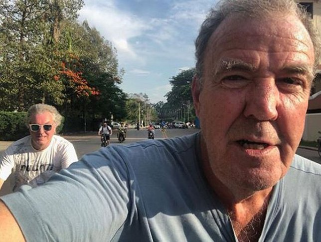 The Grand Tour season 4: Jeremy Clarkson, James May and Richard Hammond
