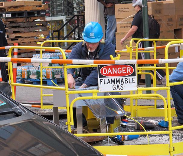#15 Safety Fail