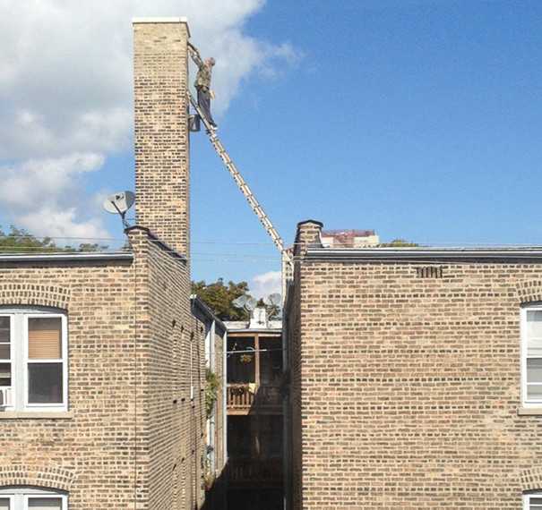 #16 When A Ladder Is Long Enough