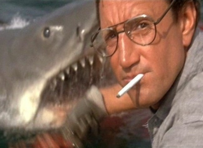 """YOU'RE GONNA NEED A BIGGER BOAT"""
