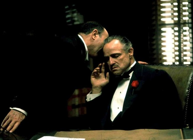 """I'M GONNA MAKE HIM AN OFFER HE CAN'T REFUSE."""
