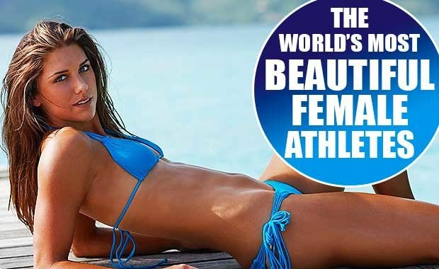 Good Looks, Gold Medals, World Champions - The Hottest Female Athletes