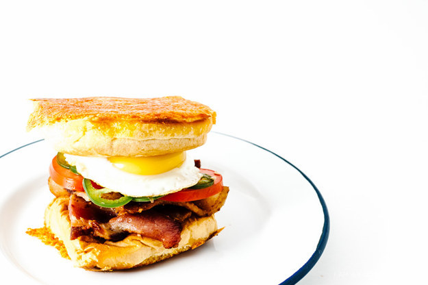 """<a href=""""http://iamafoodblog.com/bacon-and-egg-grilled-cheese-breakfast-sandwich-recipe/"""" target=""""_blank"""">Bacon and Egg Grilled Cheese Breakfast Sandwich</a>"""