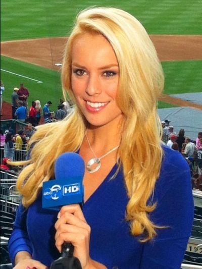 Britt McHenry - ESPN, America