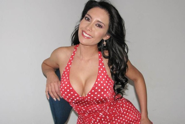 Sugey Abrego - Canal 4, Mexico