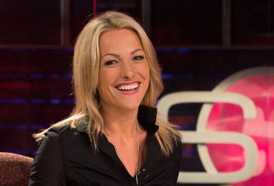 Lindsey Czarniak - ESPN, America