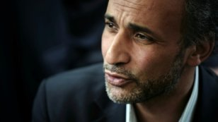 Islamic scholar Tariq Ramadan (pictured April 2010), who took leave of his teaching post at Oxford University late 2017 to fight claims that he had raped two women, won bail on his fourth request to be freed from Fresnes prison near Paris