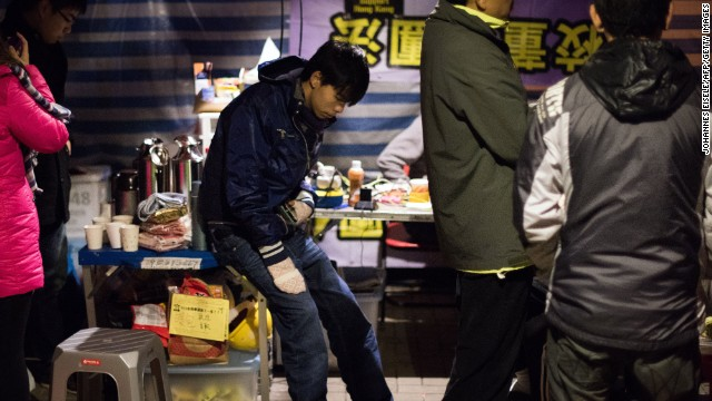 Hong Kong teenage protest leader Joshua Wong ended his hunger strike after about five days on Saturday, December 6, on the advice of his doctor.