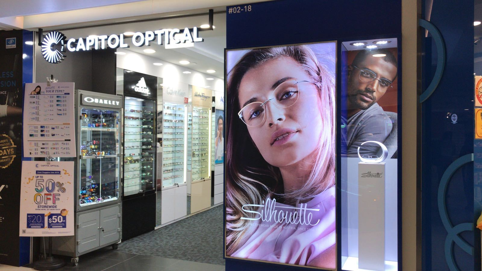 Capitol Optical Whitesands Shopping Centre