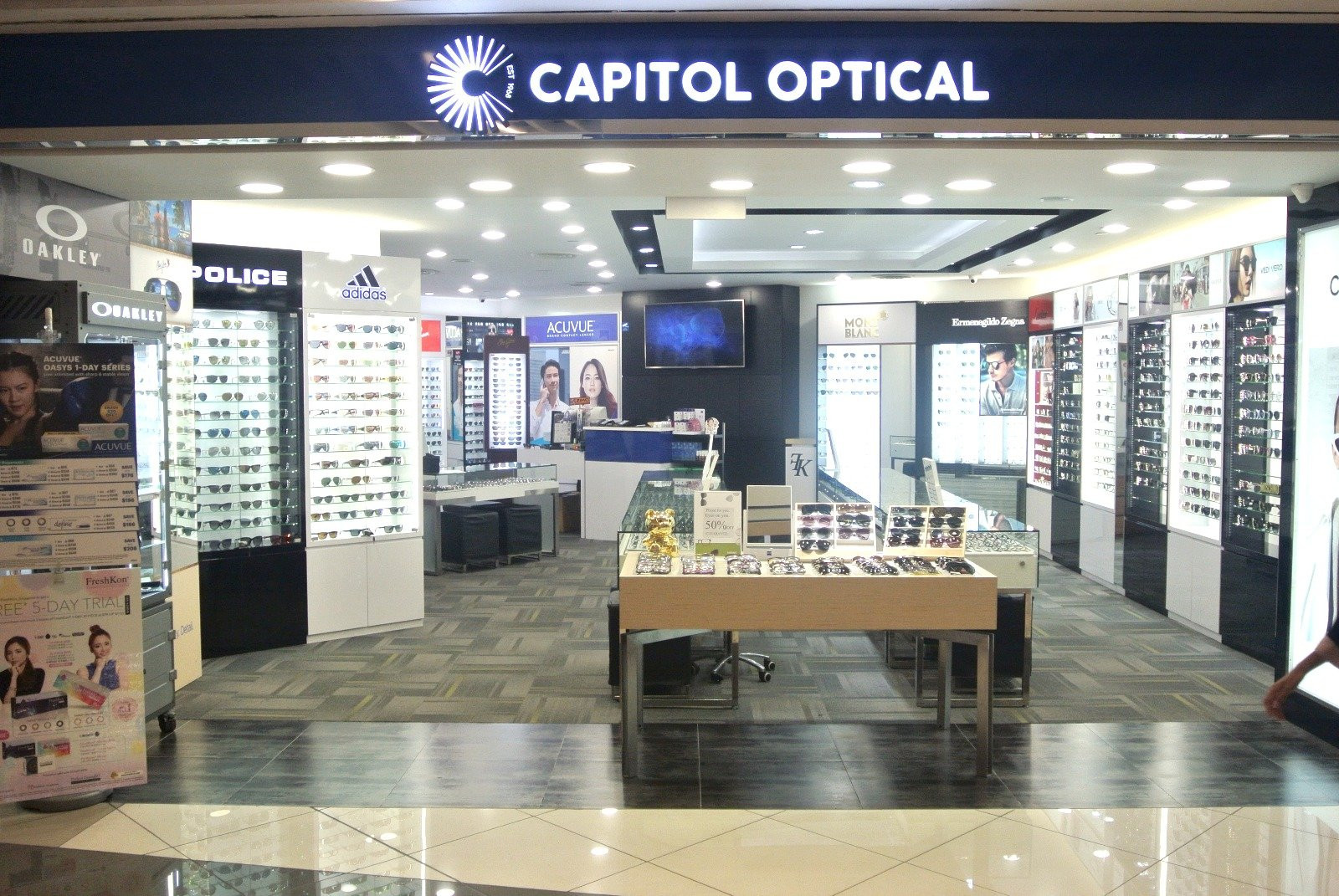 Capitol Optical Suntec