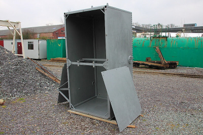 Replica water tank
