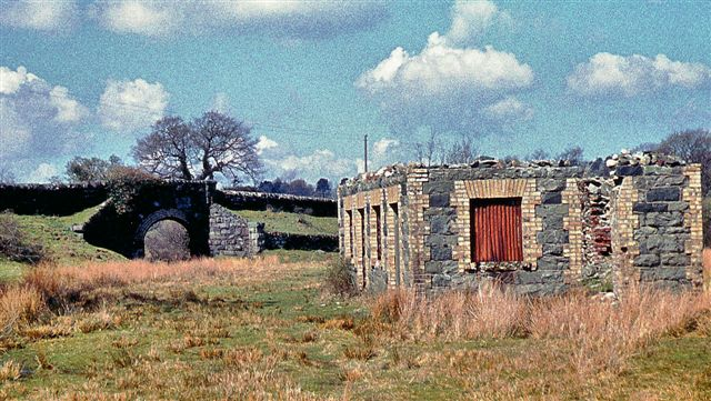 Waunfawr in the 1960's