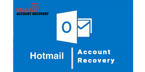 Hotmail account recovery process
