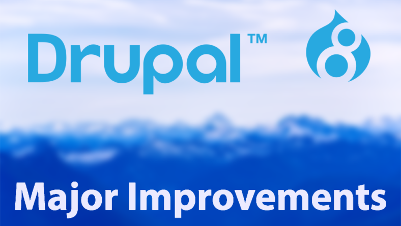 10 New Features in Drupal 8 Core