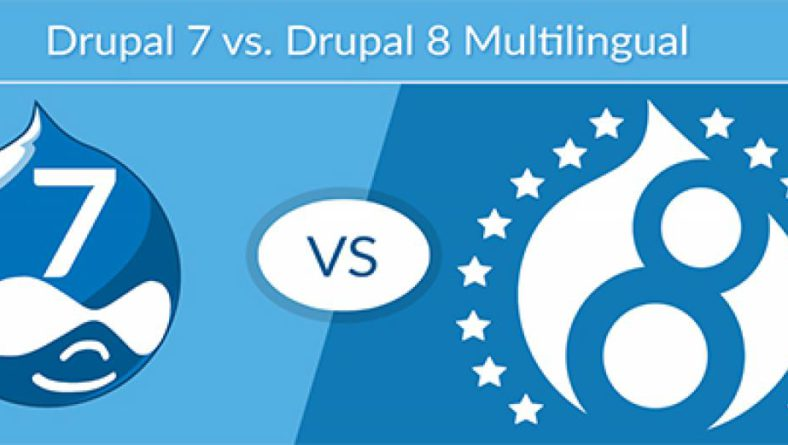 What's the major differences between Drupal7 and Drupal8?