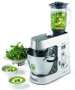 robot de cocina kenwood cooking chef km096