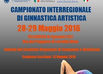 Campionato Interregionale di Ginnastica Artistica