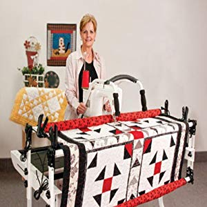 Grace Compatible Dual-wheel Track Start-Right Crib Sewing/Quilting Frame