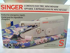 Singer Cordless Electric Mini Mender