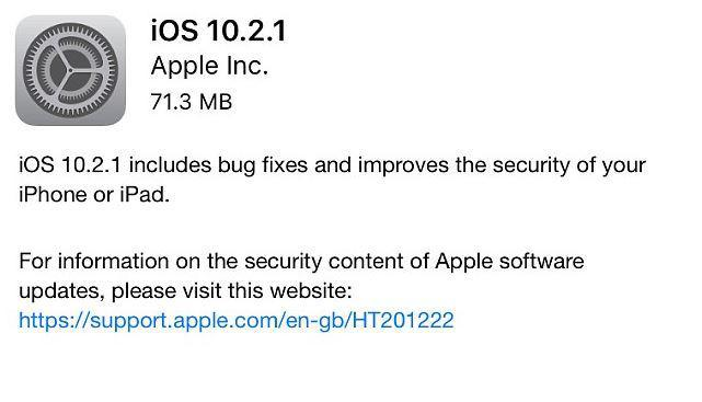 Upgrade 10.2.1