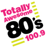 100.9 Totally Awesome 80's