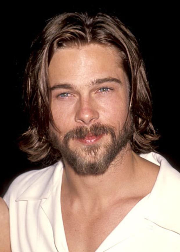 Goatee Overflow Brad Pitt 1