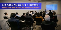 AIA Says No to 9/11 Science: Richard Gage, Henry MacLean, and Roland Angle Weigh In