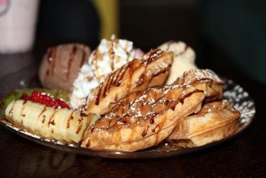 Chocolate Waffle by Arte 3