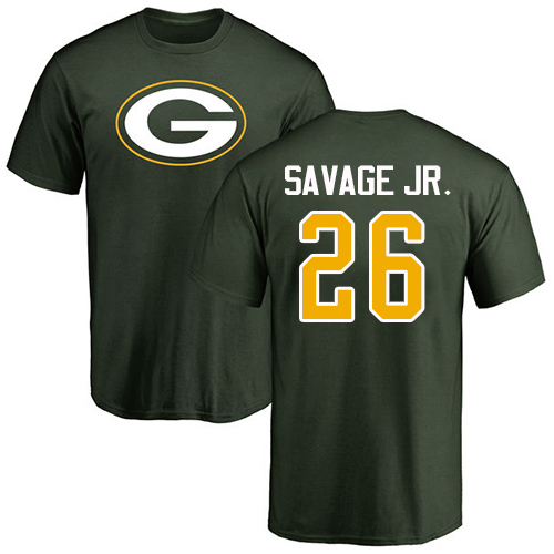 Men's Davon House Green Limited Football Jersey: Green Bay Packers #31 Tank Top Suit  Jersey