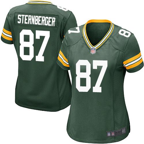 Women's Muhammad Wilkerson Green Limited Football Jersey: Green Bay Packers #96 Rush Drift Fashion  Jersey