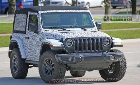 Sliding Power Top, Folding Windshield among 2018 Jeep Wrangler Details Found in Leaked Owner's Manual