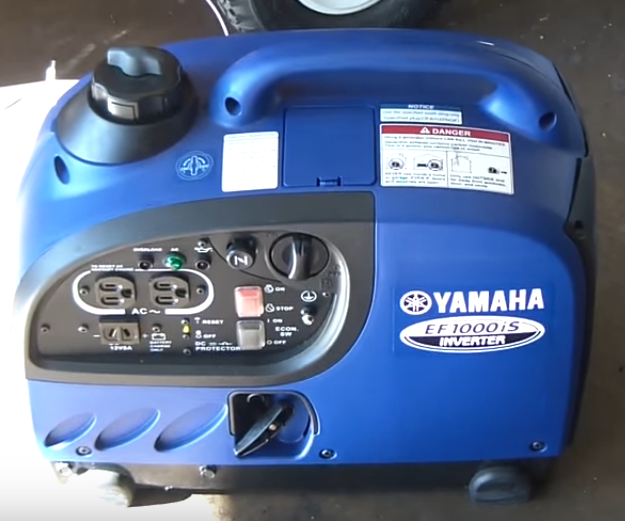 Yamaha EF1000iS 1000 Watt Inverter Generator Review