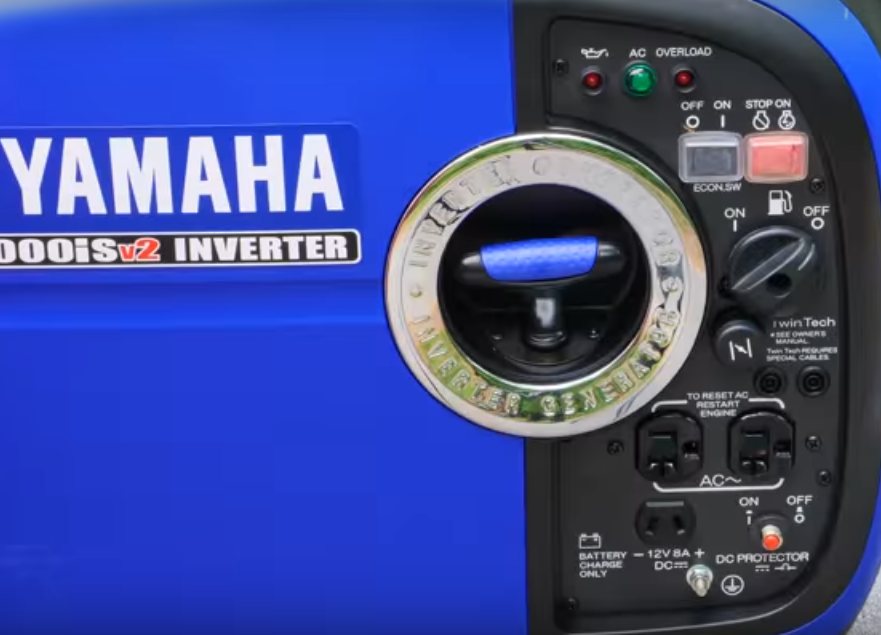 Yamaha EF2000iS 2000 Watt Inverter Generator Review